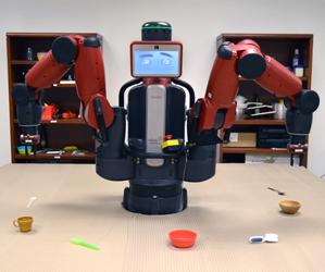 baxter grasping robot